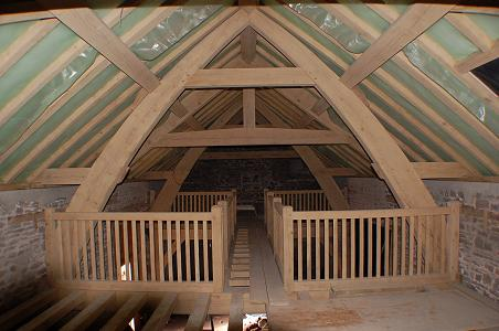 the beauty of a timber frame building is self evident my style of work takes its influence from medieval timber buildings still seen all over europe